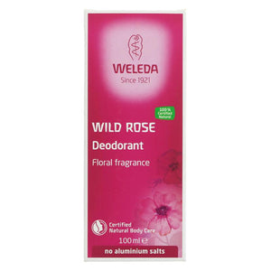 Wild Rose Spray Deodorant
