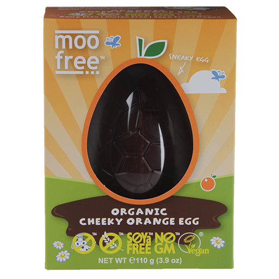 Cheeky Orange Egg Organic