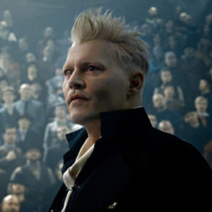 Grindelwald from Fantastic Beasts and Where to Find Them