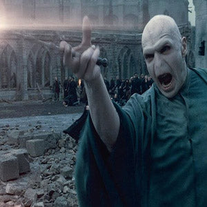 I Am Lord Voldemort: Tom Marvolo Riddle and His Many Names