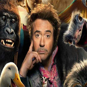Robert Downey Jr. Talks To Animals In Latest Dolittle Remake