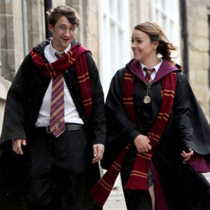 A Big Retro Styler Shout-Out to The Amazing Harry Potter Couple