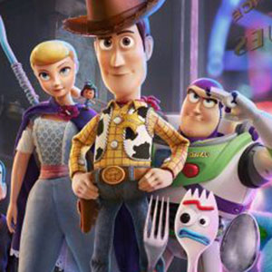 Toy Story 4 Movie Characters