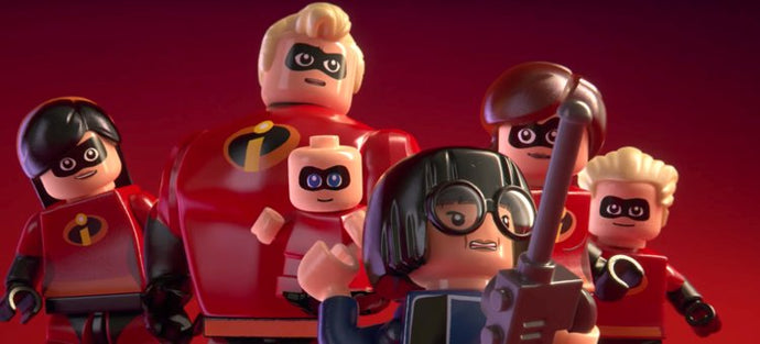 What You Need to Know About LEGO: The Incredibles