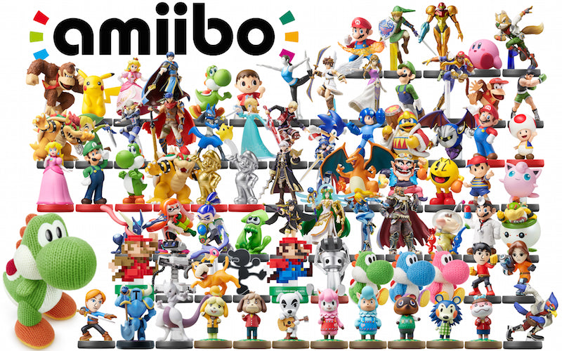 What You Need to Know About Nintendo's amiibos