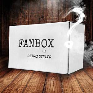 The Retro Styler Review Fanbox Mystery Gift Box Winner For February 2020