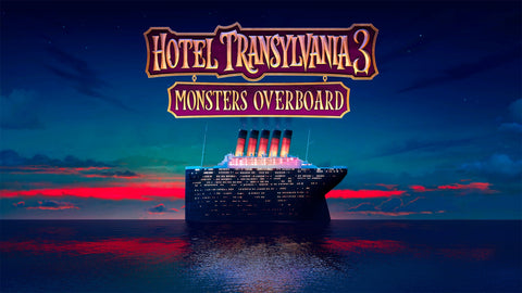 Hotel Transylvania 3: Monsters Overboard is set to be released in July 2018