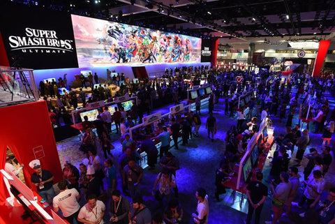 The drama unfolds at the latest Nintendo E3 event