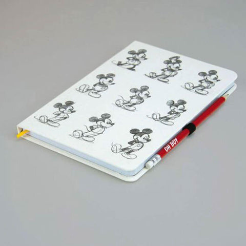 Officially licensed Mickey Mouse Notebook