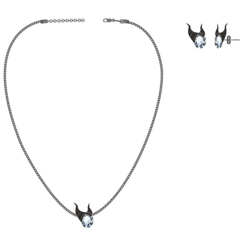 Officially licensed Disney Villains Maleficent Jewellery set