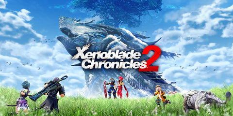 Nintendo Switch Xenoblade Chronicles 2 Artwork
