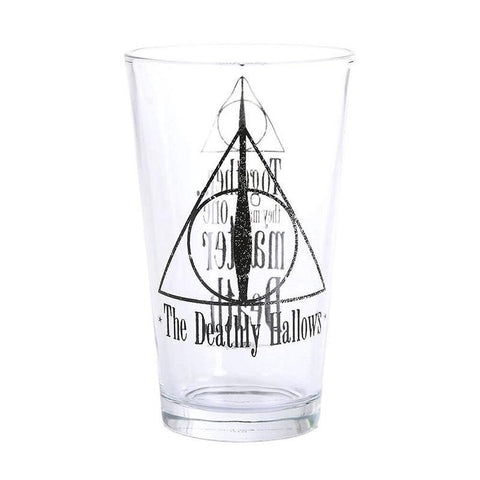 Officially licensed and officially awesome, our Harry Potter glass will have you feeling like the guy himself