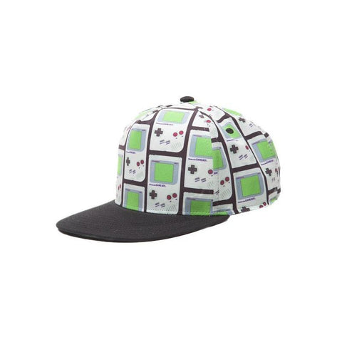 Nintendo Gameboy All Over Print Snapback