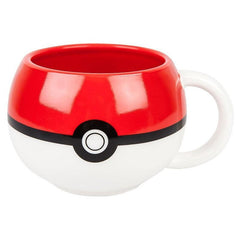 Pokémon Poké Ball 3D Mug