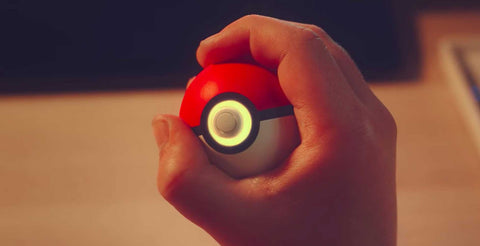 Pokéball Plus set to be released alongside Pokémon's Nintendo Switch games