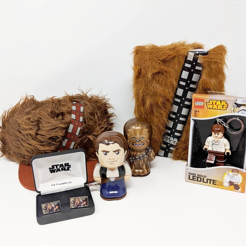 Han Solo and Chewbacca Gifts