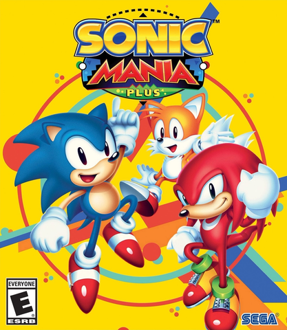 Sonic Mania Plus is set to hit our gaming screens in July!