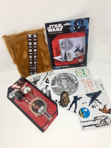 Our officially licensed and officially awesome Star Wars merchandise giveaway