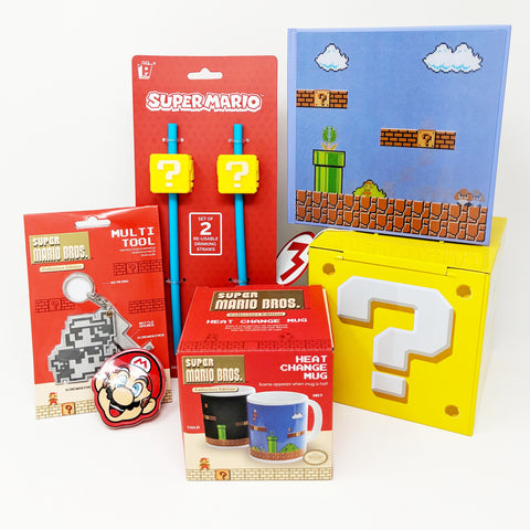 Awesome Super Mario giveaway