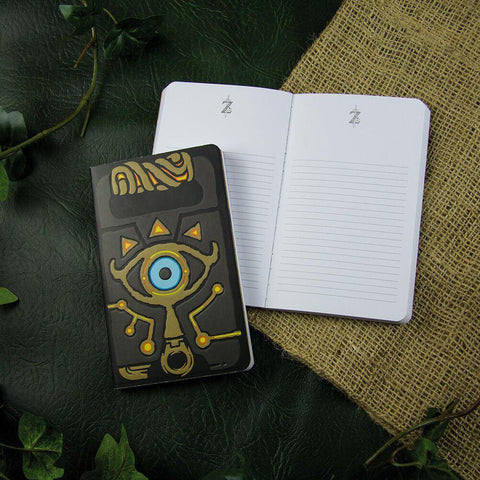 Officially licensed The Legend of Zelda notebook