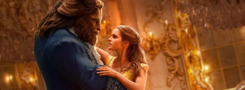 Wonderful screenplay from the beautiful live action Beauty and the Beast film