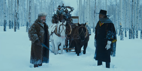 Hateful Eight screenplay