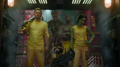 GotG screenplay