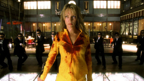 Kill Bill screenplay