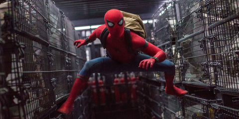 Screenplay from the awesome Spider-Man homecoming film