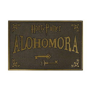 Harry Potter Alohomora Rubber Doormat