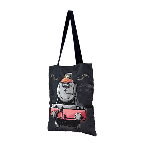 Harry Potter Hogwarts Express Canvas Tote Bag
