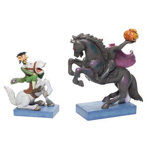 Disney The Adventures of Ichabod and Mr Toad 'Heads Up, Ichabod' Figurine