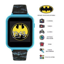 Load image into Gallery viewer, Children's DC Comics Batman Interactive Wristwatch.