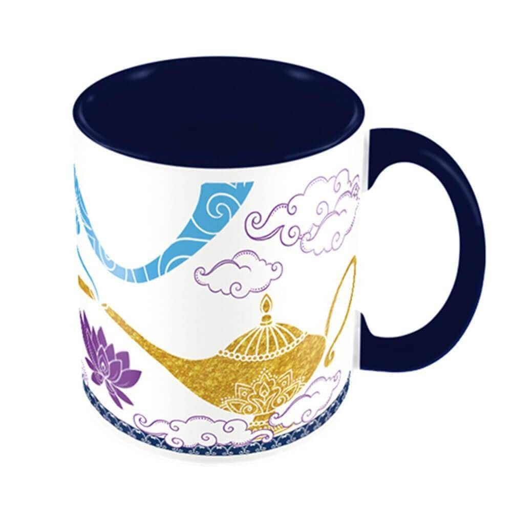 Disney Aladdin Magic Lamp Coffee Mug