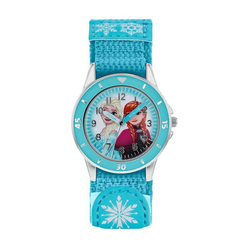 Children's Disney Frozen 2 Blue Analogue Wristwatch.