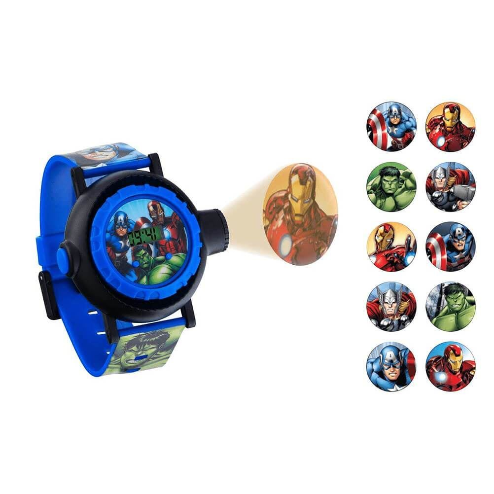 Children's Marvel Avengers Projection Watch.