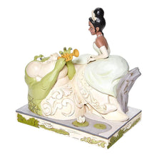 Load image into Gallery viewer, Disney The Princess and the Frog 'Bayou Beauty' White Woodland Figurine.