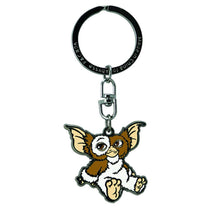 Load image into Gallery viewer, Gremlins Gizmo Character Metal Keyring