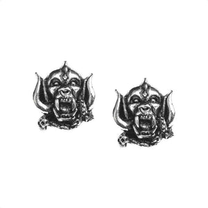 Alchemy Rocks Motorhead Warpig Ear Studs