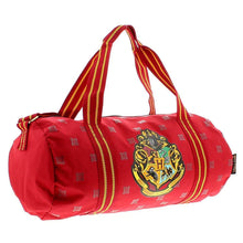 Load image into Gallery viewer, Harry Potter Hogwarts Crest Duffel Bag