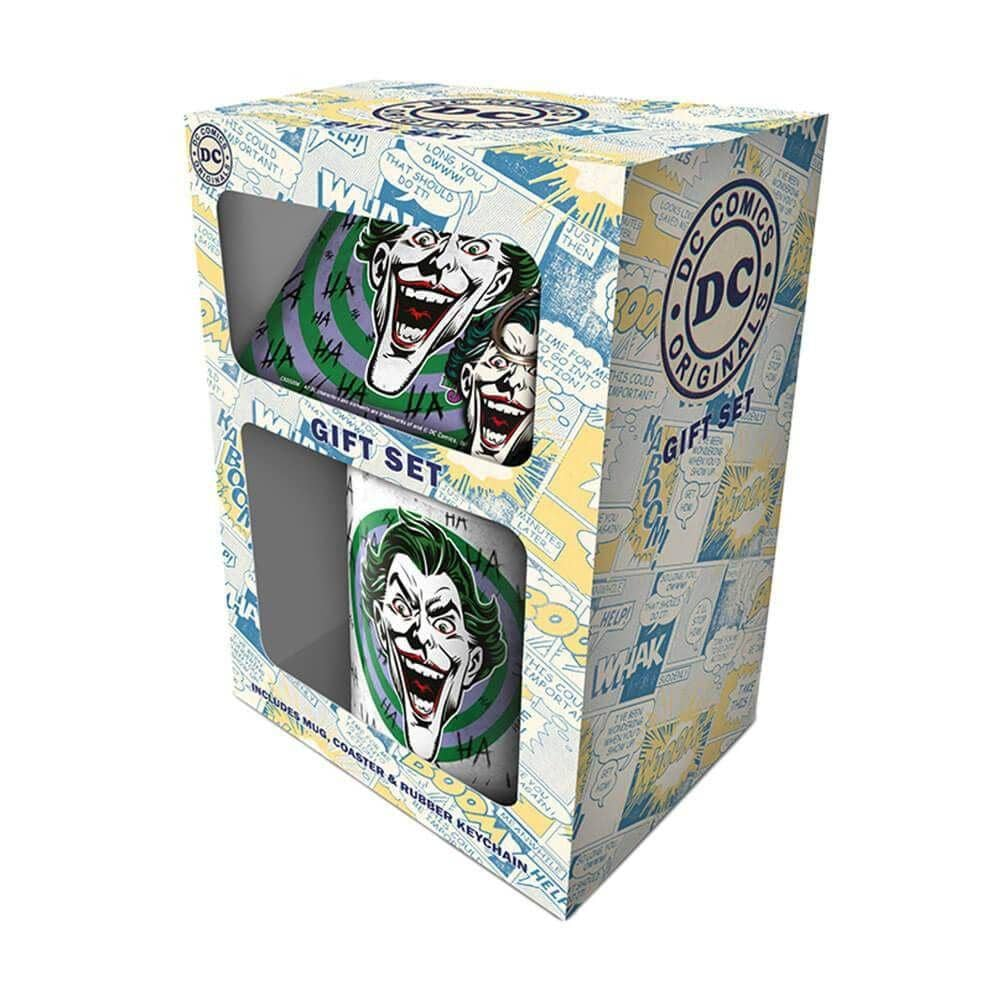 DC Originals The Joker HaHaHa Gift Set
