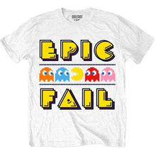 Load image into Gallery viewer, Men's Pac-Man Epic Fail T-Shirt.