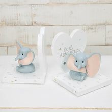 Load image into Gallery viewer, Disney Magical Beginnings Dumbo Moulded Bookends