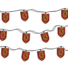 Load image into Gallery viewer, Harry Potter Gryffindor String Lights