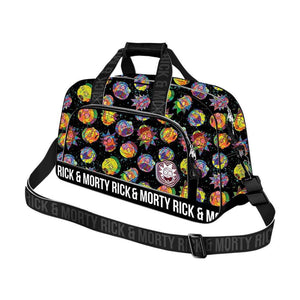 Rick and Morty Psycho Holdall Sports Bag