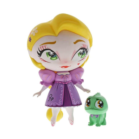 Disney Miss Mindy Rapunzel and Pascal Vinyl Figurine