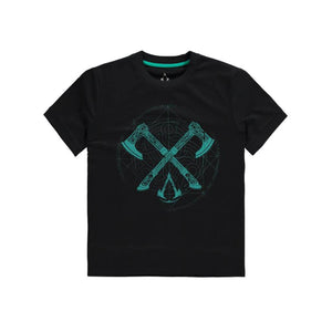 Women's Assassin's Creed Valhalla Cross Axes T-Shirt