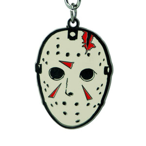 Friday the 13th Jason Mask Keyring