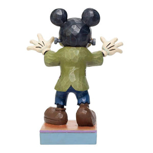 Disney Traditions Mickey Mouse Halloween figurine