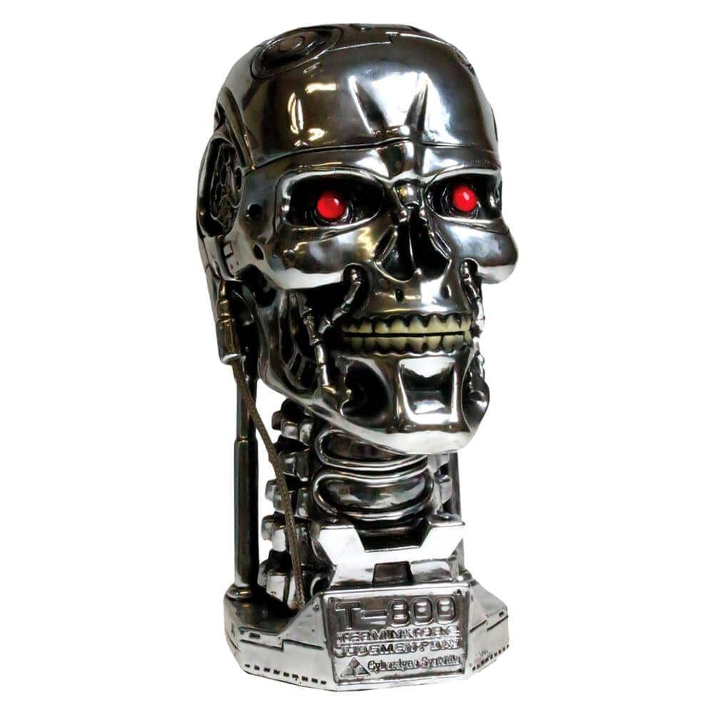 Terminator 2 Head Box - 21cm